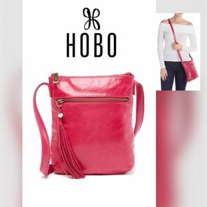 🆕HOBO Sarah Leather Crossbody Bag